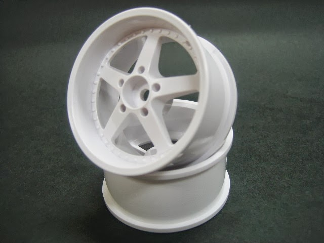 DW-1125WH  WORK EQUIP wheel offset5 white