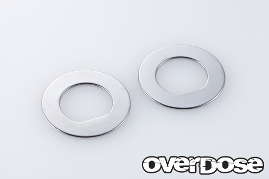 OVERDOSE OD1514 Ball def plate (2pcs) / Vacula, Divall, GALM