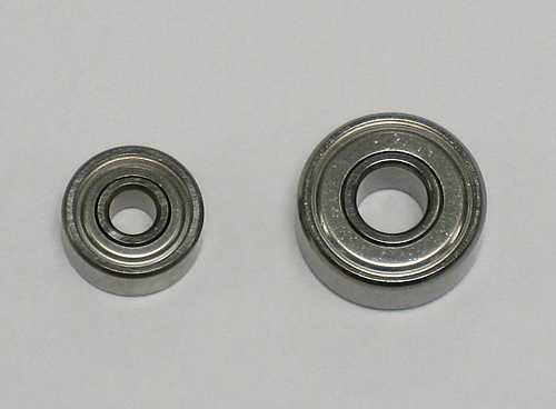 ACUVANCE High-tuned Ceramic Ball Bearings
