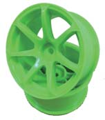 DW-1223GR   AVS model T7 wheel offset3 green