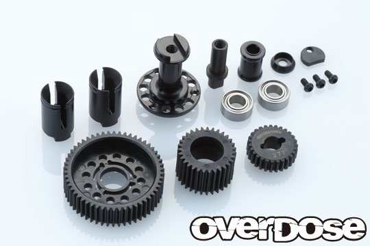 OVERDOSE OD2589 Gear Drive Set (For OD2588)