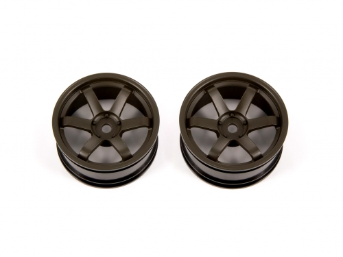 DL396   MS-37SL Wheel offset + 5 (Bronze)