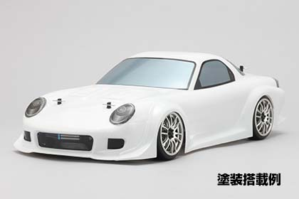 SD-REA7B  M7 RE Amamiya with TOYO TIRES D1-7 Body Set (Graphic Decalless)