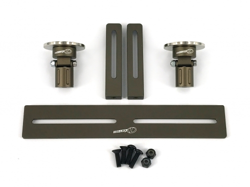DL468  Flexible Frame Mount (Matte Bronze)
