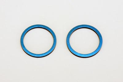 SD-501R  Aluminum Diff Joint Ring (Blue/2pcs)