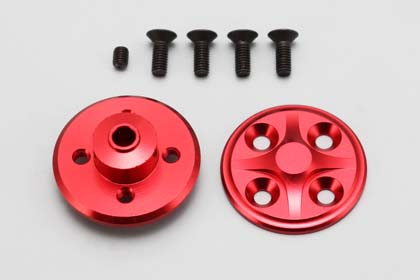 DRR-630  Spur Gear Hub for DRB (Red)