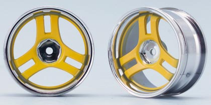 TW-1513Y  ADVAN Super Racing Ver2 · yellow