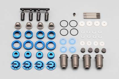 BD-1SSS-7 PRO Shock Set for DRB/DIB (SSS Size/Blue)