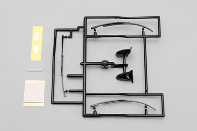 SD-ACD  Aero Mirror & Wiper Set