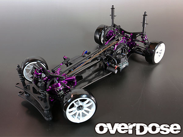 OVERDOSE OD1200 VACULA Chassis Kit Purple