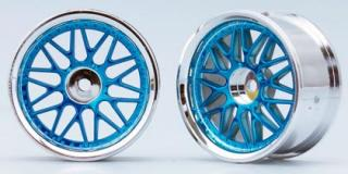 TW-1313BL  Ten mesh wheel (Blue)
