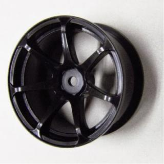 DW-1227BK  AVS model T7 wheel offset7 black