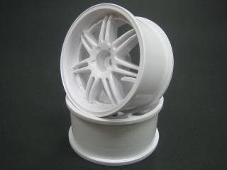 DW-825WH  GNOSIS GS5 wheel offset5 white