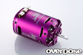 OD2243 OD Factory Tuned Spec. Brushless Motor Ver.2 9.5T (Purple)