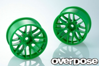 OVERDOSE OD2342 WORK EMOTION M8R (Kiwi Power/OFF+7/Limited Edition)