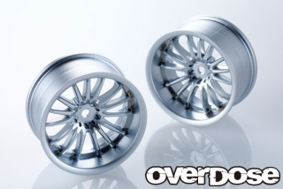 OVERDOSE OD2383 WORK XSA 05C (Matte Chrome/OFF+5)