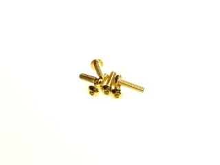 Hiro Seiko Stainless Steel Hex Socket Button Head Screw (M3x10mm)