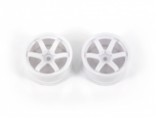 DL395   MS-37SL Wheel offset + 7 (White)