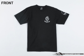 ODW071  Weld T-shirt (short sleeve) Color / Black Size / XL