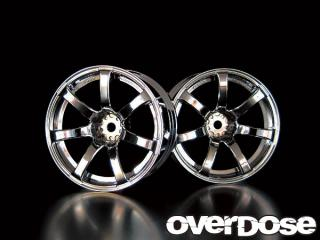 OVERDOSE OD1189 WORK EMOTION XT7 (HIGH CHROME / OFF +5)