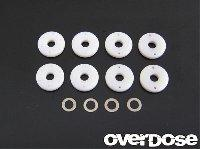 OVERDOSE OD1160 POM Shock Piston Set