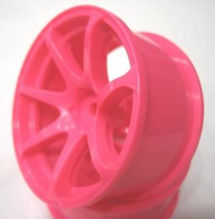 DW-1223PI  AVS model T7 wheel offset3 pink