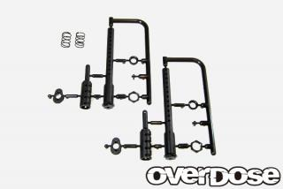 OVERDOSE OD1638a Real Body Catch Set