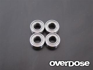 OVERDOSE OD1029  low friction ball bearing 5 × 10 × 4mm (4pcs)