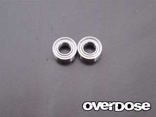 OVERDOSE OD1028 low friction ball bearings 4 × 8 × 3mm (2pcs)