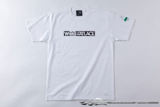 OVERDOSE ODW045  Weld × FATLACE collaboration T-shirt color / White Size / XXL
