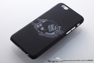 OVERDOSE OD1870 iPhone 6 Case Matte Black / Skull Type