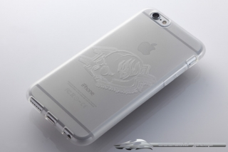 OVERDOSE OD1993 iPhone 6 Case Clear / Skull Type