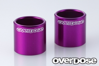 OVERDOSE OD1508 Cup Joint Sleeve (Purple / 2pcs)