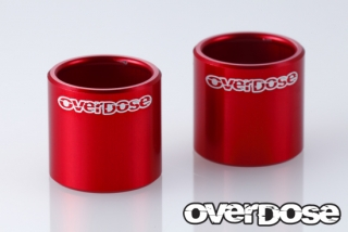 OVERDOSE OD1509 Cup Joint Sleeve (Red / 2pcs)