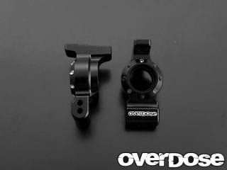 OVERDOSE OD1388 Aluminum Rear Upright (For Doripake / Black)