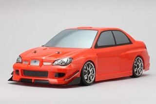 SD-GDBFB YUKES SYMS GDB IMPREZA (Graphic Decal less)