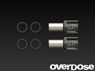 OVERDOSE OD1426  Adjustable one-way cup joint (for 6mm one-way)