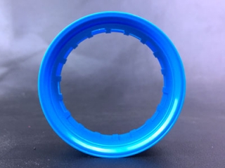 "TT-7521  ""Super RIM"" RIM type 01 Air BLUE 2pcs"