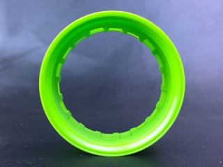 "TT-7522  ""Super RIM"" RIM type 01 Fine GREEN 2pcs"