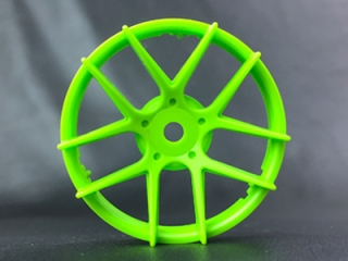 "TT-7545  ""Super RIM"" DISC ""Jasmine"" Fine GREEN 2pcs"