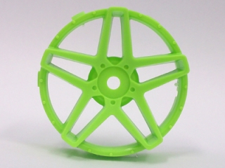 "TT-7558   ""Super RIM"" DISC ""Southern Cross"" Fine GREEN 2pcs"