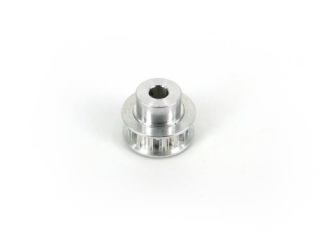 DL004   15T Alum. Center Pulley for CER