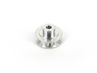 DL006   20T Alum. Center Pulley for CER