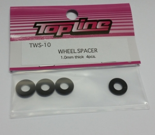 TWS-10 wheel spacer 1.0mm thick