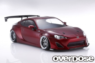 OVERDOSE OD1987a Scion Weld FR-S Clear Body