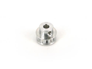 DL003   14T Alum. Center Pulley for CER