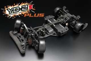 Yokomo YD-2E PLUS RWD Drift Car (Graphite chassis)
