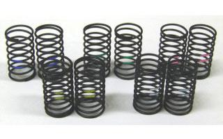 DS-28MS  DRIFT SPRING BLACK EDITION length 28mm) MEDIUM SOFT 2 pcs.