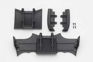 Y2-001R  Wide / Narrow Rear diffuser for YD- 2