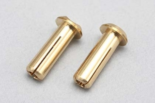 RP-053  Racing Performer 24K Gold Plug (4mm/2pcs)